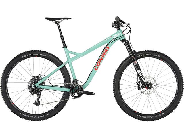 Conway MT 829 MTB Hardtail turkis | Find cykeltilbehør på nettet | Bikester.dk